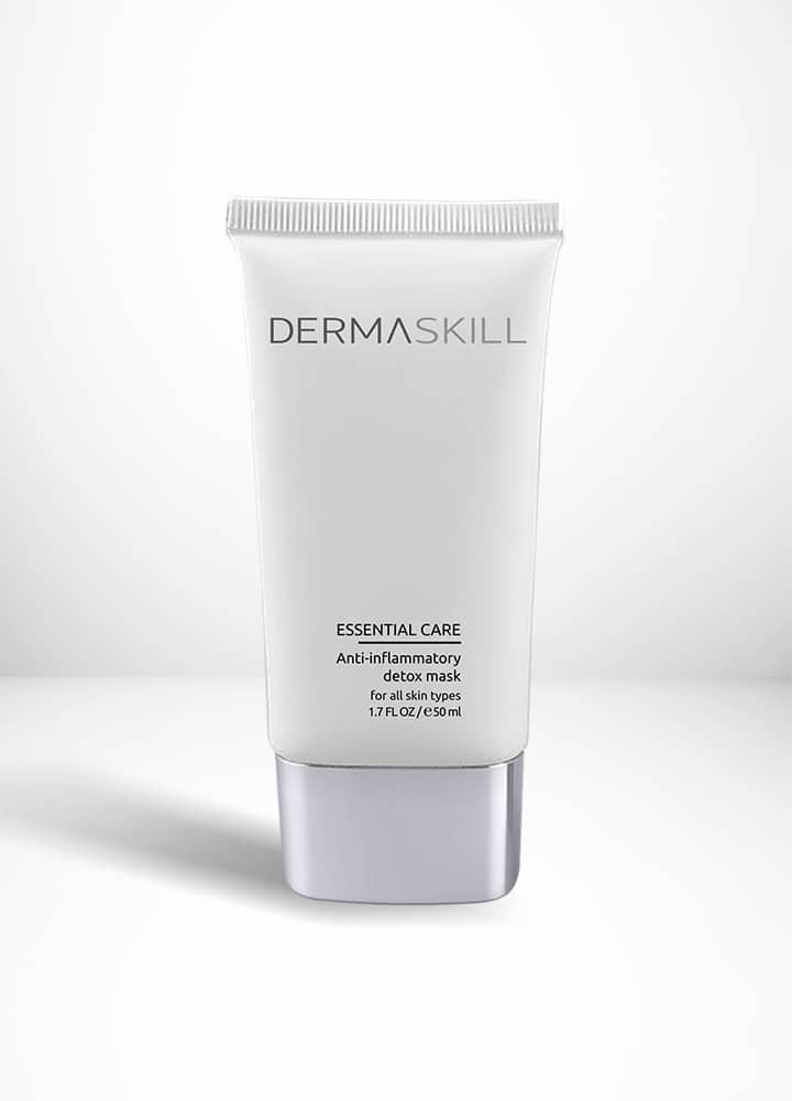Anti-inflammatory detox mask